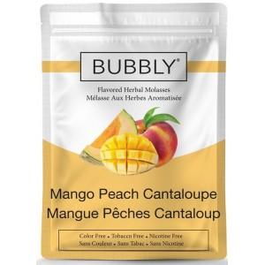 Bubbly Herbal Molasses 250 g - Mango Peach Cantaloupe