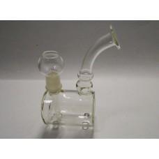 "Water Pipe - 6.5"" Oil Barrel"