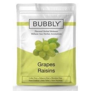 Bubbly Herbal Molasses 250 g - Grape