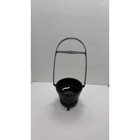 Hookah Charcoal Carrier - Black (Single)