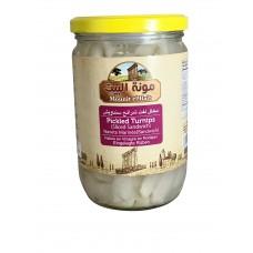 Mounit el Bait -  Pickled Turnips (Sliced Sandwich) (12 x 660 g)