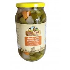Mounit el Bait - Mixed Pickles (12 x 1000 g)
