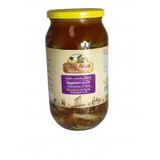 Mounit el Bait - Eggplant in Oil (12 x 1000 g)