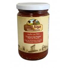 Mounit el Bait - Crushed Chili Pepper (12 x 375 g)