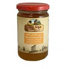 Mounit el Bait - Sliced Apricots Jam (12 x 380 g)