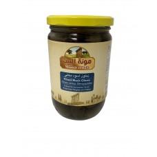 Mounit el Bait - Pitted Black Olives (12 x 660 g)
