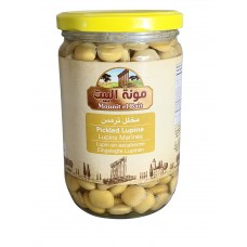 Mounit el Bait - Pickled Lupine (12 x 660 g)