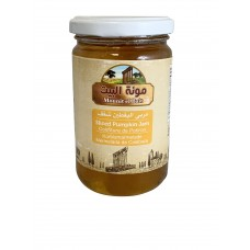Mounit el Bait - Sliced Pumpkin Jam (12 x 380 g)