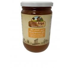 Mounit el Bait - Sliced Apricots Jam (12 x 800 g)