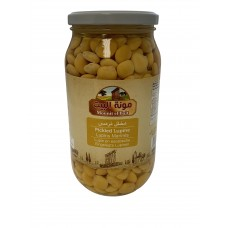 Mounit el Bait - Pickled Lupine (12 x1000 g)
