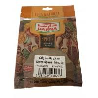 Darna - Seven Spices (10 x 50 g)