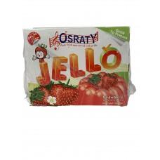 Osraty - Jelly with Strawberry Flavour (48 x 85 g)