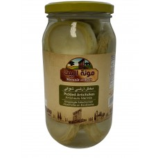 Mounit el Bait - Pickled Artichockes (12 x1000 g)