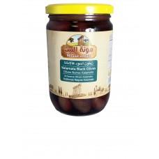 Mounit el Bait - Kalamata Black Olives (12 x 660 g)