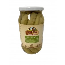Mounit el Bait - Fresh Pickled Wild Cucumbers (12 x 1000 g)
