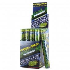 Hemp Wrap - Cyclones Cones Blueberry (24 Units)