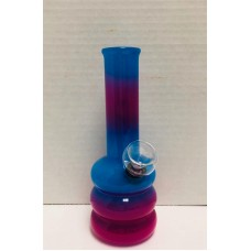 "Water Pipe - 6"" Multi Colored"
