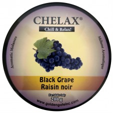 Chelax Aromatic Molasses 200g - Black Grape