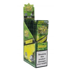 Hemp Wrap - Juicy Jay's - Amarillo (Lemon Cake) (25 Packs)