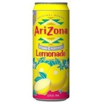 Arizona Lemonade Stash Can