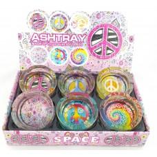 Round Space Ashtray
