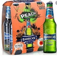 Barbican Malt Beverage- Peach (24 x 330 ml)