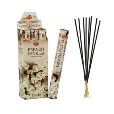 Incense - Hem French Vanilla (Box of 120 Sticks)