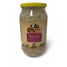Mounit el Bait - Pickled Turnips (Sliced Sandwich) (12 x 1000 g)