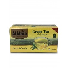 Beit Al Atara - Green Tea with Lemon (24 packs of 20)
