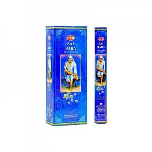 Incense - Hem Sai Baba (Box of 120 Sticks)