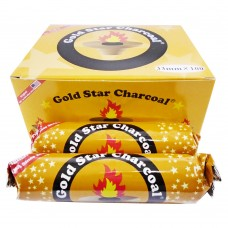Gold Star Charcoal 33mm