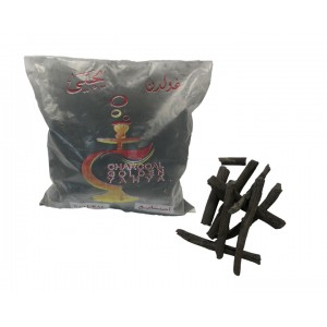 Cypress Yahya Natural Charcoal for Hookah (10 x 1 kg) (A7)
