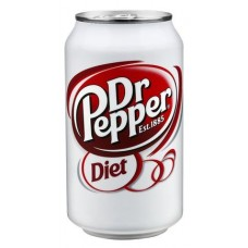 Dr. Pepper Diet Stash Can