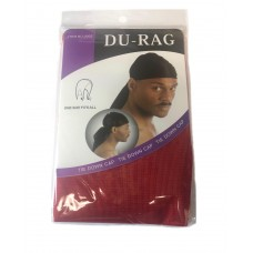 Du-Rag - One Size Fits All - Red (12 per display)