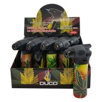 Duco Easy Grip Torch Lighter - Hemp
