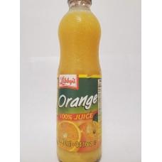 Libby's Orange Juice - Glass (8 x 1 L)