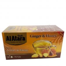 Beit Al Atara - Ginger & Honey (24 packs of 20)
