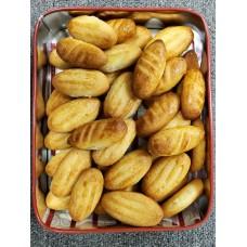 Al Sharq - Oyoun Al Maha Cookies - Tin Box (500 g)