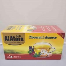 Beit Al Atara - Lebanese Tisane (Zhourat) (24 packs of 20)