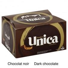 Unica Chocolate Wafer - Dark (14 x 24 x 28.50 g)