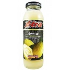 X-tra Guava Drink - Glass (24 x 250 ml)