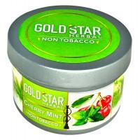 Gold Star Herbal Molasses 200g - Cherry Mint