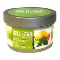 Gold Star Herbal Molasses 200g - Grapefruit Mint