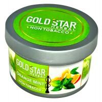 Gold Star Herbal Molasses 200g -Orange Mint