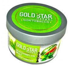 Gold Star Herbal Molasses 200g - Watermelon Mint