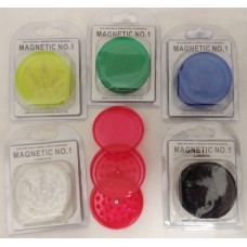 2 Piece - Plastic Grinder No 1(12/box)