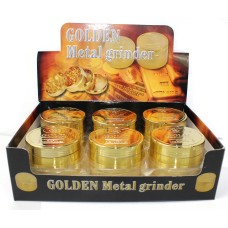 Gold Bar Aluminum - 4 Piece (6)