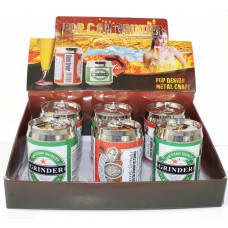 Pop Can - 4 Piece (Display of 6)
