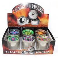 Shinning - 5 Piece Grinder (6/Dis)