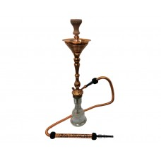 33'' Sultana Hookah - Copper (H-58)